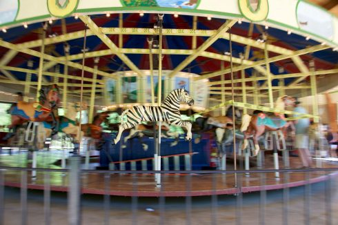 Carousel at Wheaton Regional Park