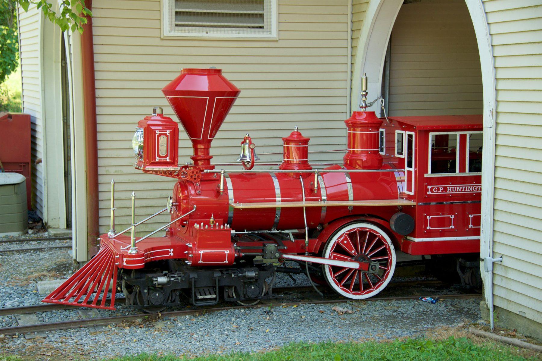 Miniature Trains & Carousel
