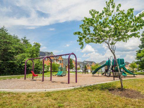 Playground at Cross Creek Club Local Park