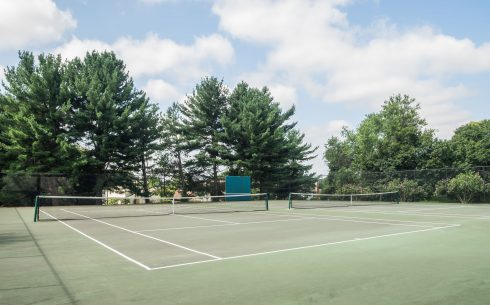tennis Court at Redland Local Park