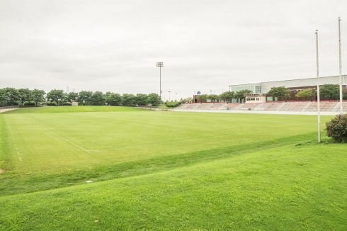 Football Field at South Germantown Recreational Park