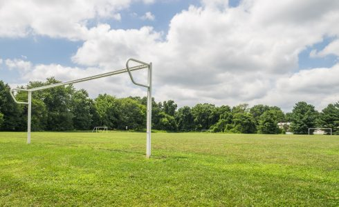 soccer field at Southeast Olney Local Park