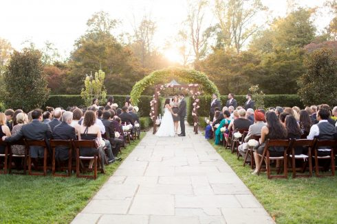 Brookside Gardens Wedding