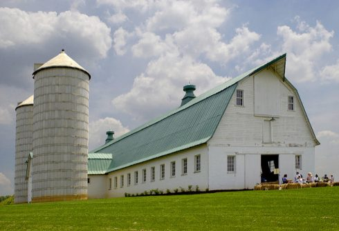 The King Dairy Barn MOOseum teaches visitors about the rich dairy history in Montgomery County.