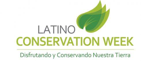 Latino Conservation Week Logo