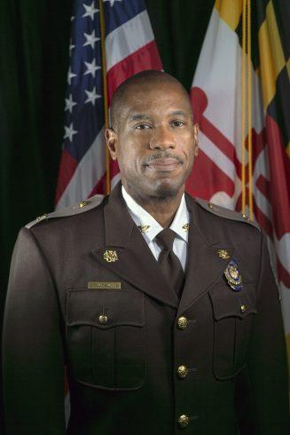 Park Police Chief Darryl McSwain