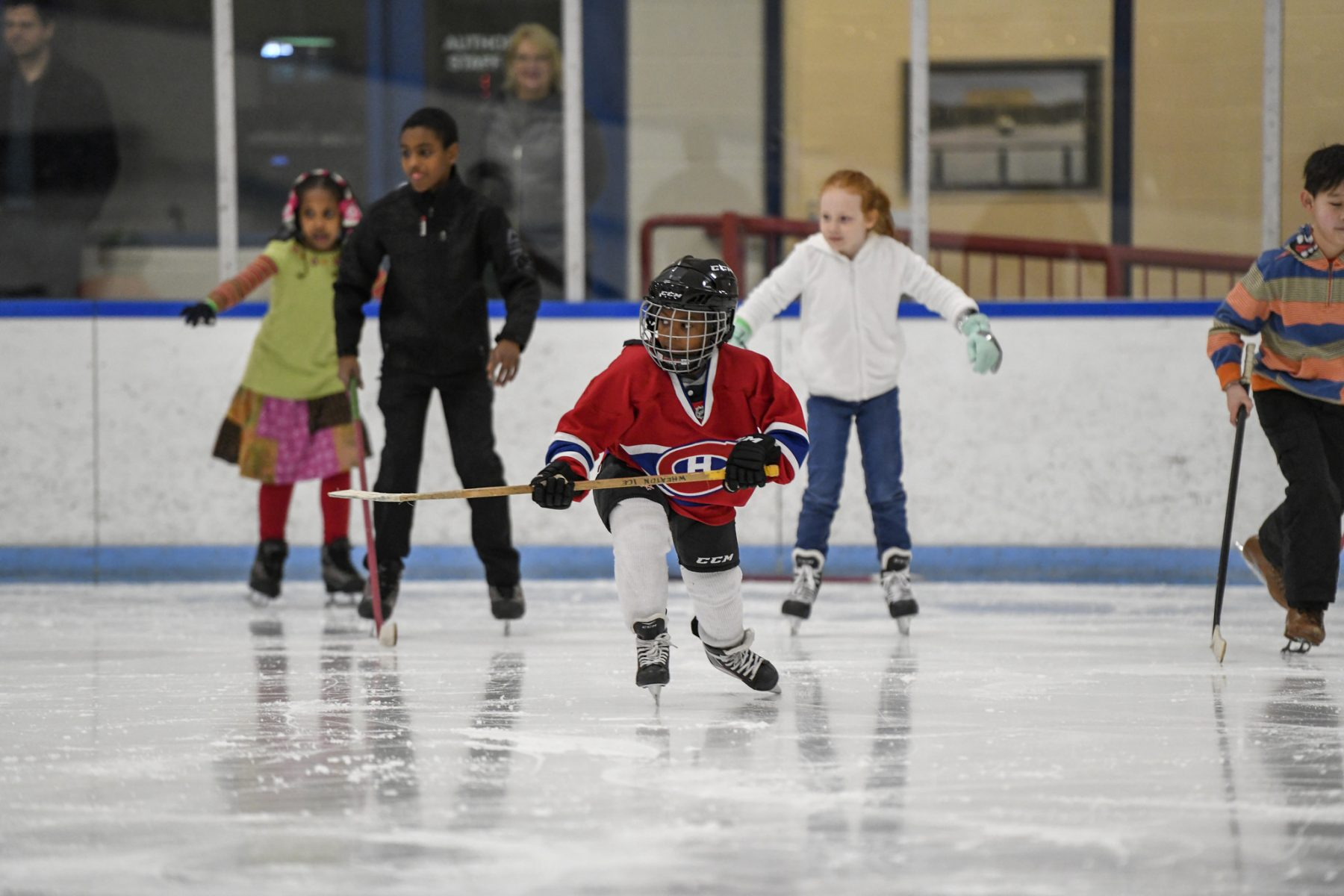 Hockey Sessions