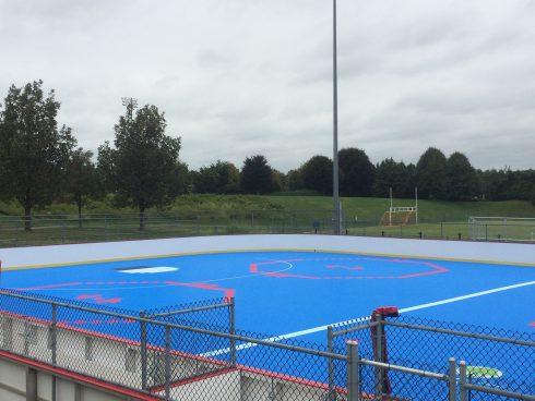 Sport venue, Tennis court