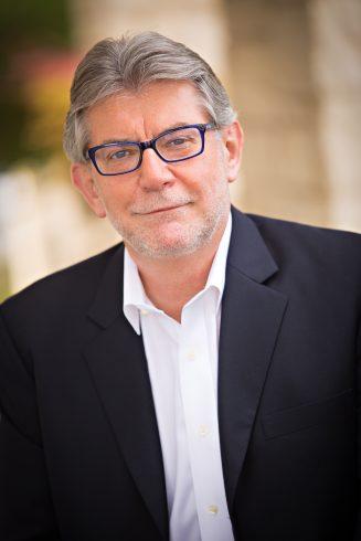 Headshot of Tim Marshall