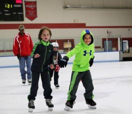 Ice skating, Ice skate, Ice rink, Skating, Recreation, Sports