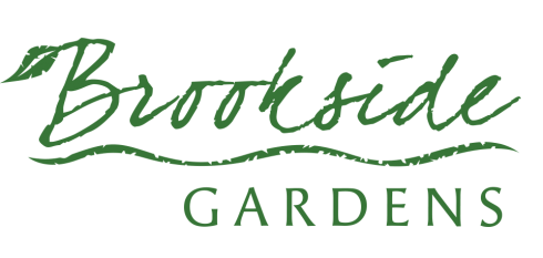 logo graphic for Brookside Gardens