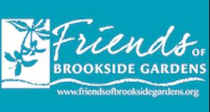 Friends of Brookside Gardens logo graphic