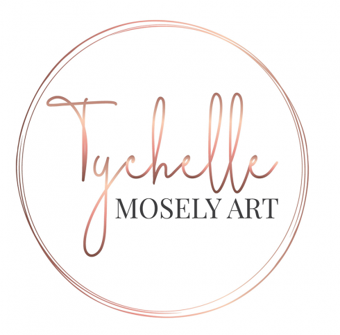 Tychelle Mosely Art logo graphic