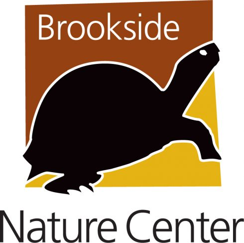 Graphic of Brookside Nature Center logo