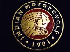 Indian Men's Circle Buckle