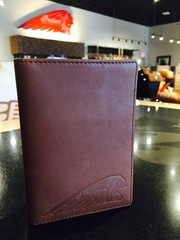 Indian Motorcycle Passport Holder