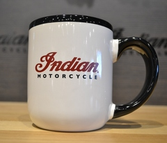 Indian Motorcycle Logo Mug