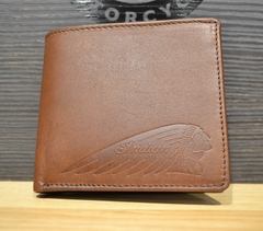 Indian Motorcycle Bi-Fold Wallet