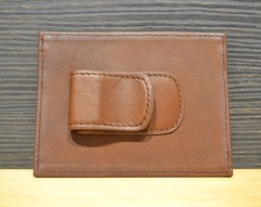 Indian Motorcycle Clip Wallet