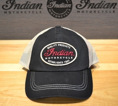 Indian Motorcycle Quality Trucker Hat