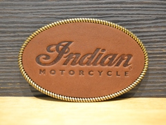 Indian Motorcycle Women's Leather Buckle