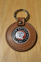 Key Fob, Leather