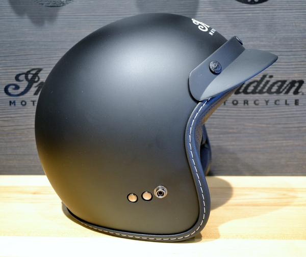 Indian Motorcycle Open Face Helmet