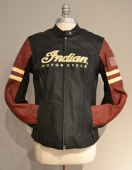 Indian Motorcycle Ladies Racer Jacket