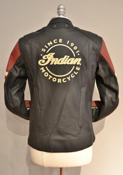 Indian Motorcycle Ladies Racer Jacket