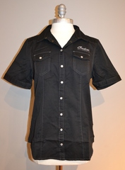 Indian Motorcycle Ladies Solid SS Shirt
