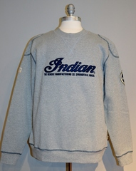 Indian Motorcycle Men's Heritage Sweatshirt