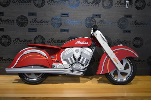 Indian Motorcycle Balance Bike