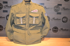 Indian Motorcycle Military Jacket