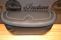 Black Handlebar Bag