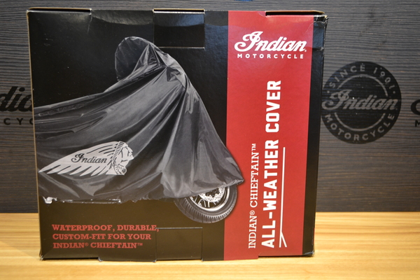 Chieftain All Weather Cover