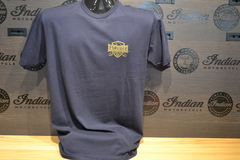 Navy Rearview Tee