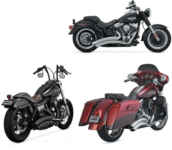 Super Radius Softail