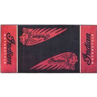 Indian Motorcycle Logo Bike Mat
