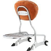 Passenger Backrest Luggage Rack