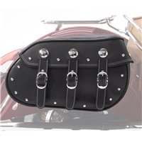 Quick Release Saddlebags