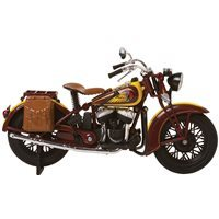 Die-Cast Replica Indian Bike