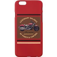 iPhone 6 Indian Scout Case