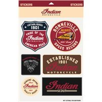 Indian Motorcycle Graphic Stickers