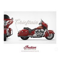 Indian Motorcycle Poster