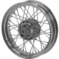 Front Laced Wheel