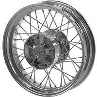 Rear Laced Wheel