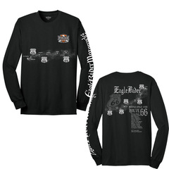 Men's Route 66 Longsleeve