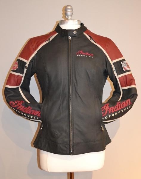 Indian Motorcycle Ladies Retro Jacket