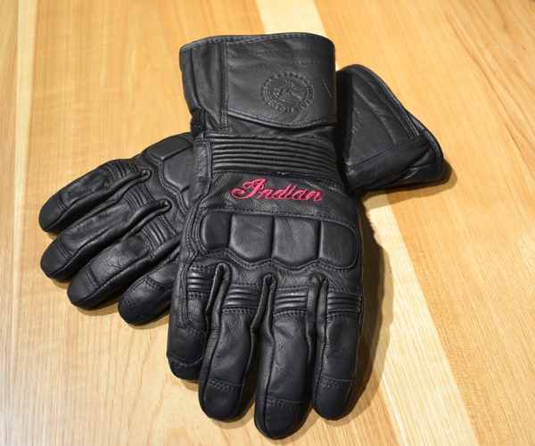 Indian Motorcycle Winter Glove