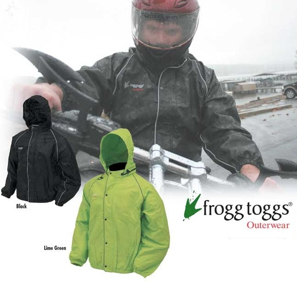 Road Toad Rain Jacket